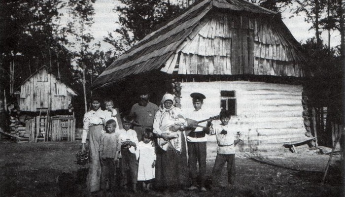Белорусские переселенцы