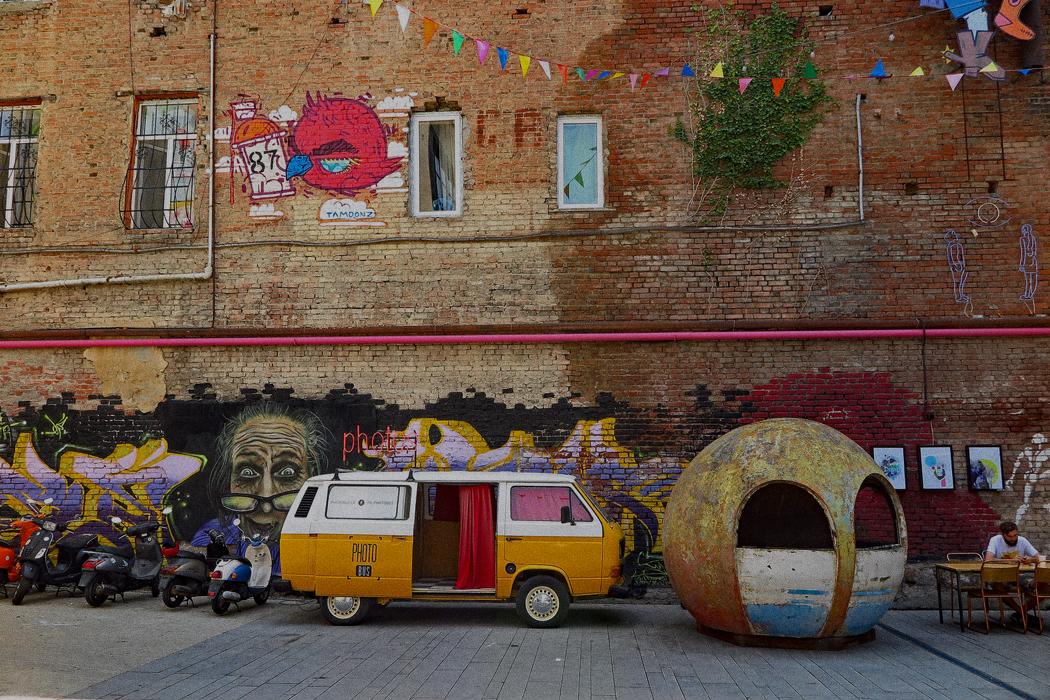 Пора в Тбилиси. Где есть, пить и танцевать в грузинской столице