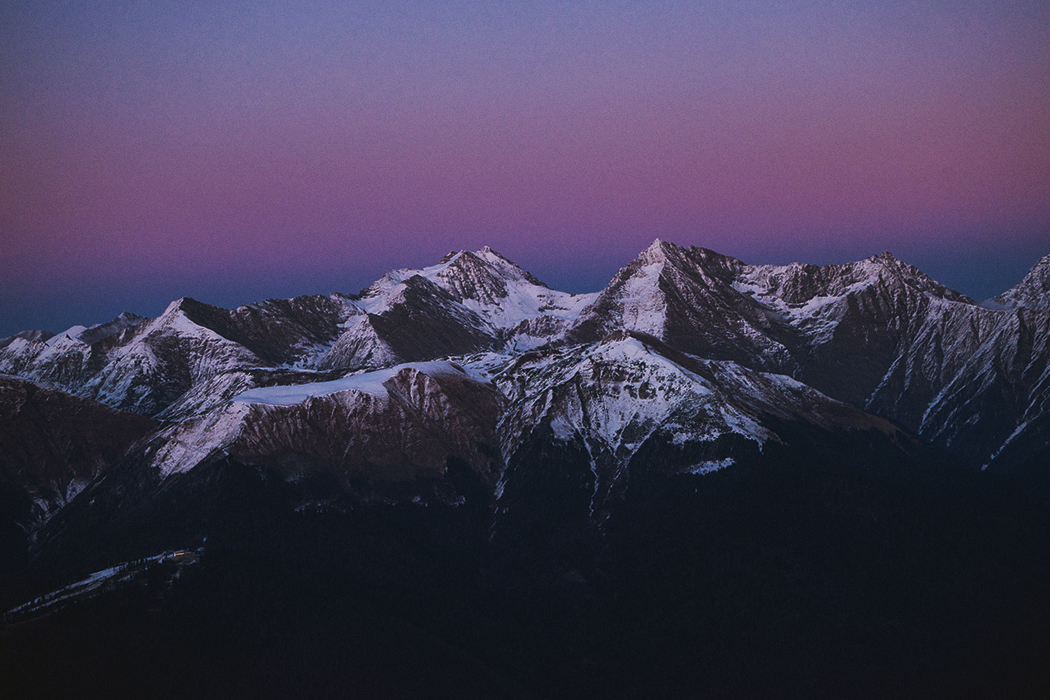 Горные вершины Красной Поляны: Почему они так странно называются