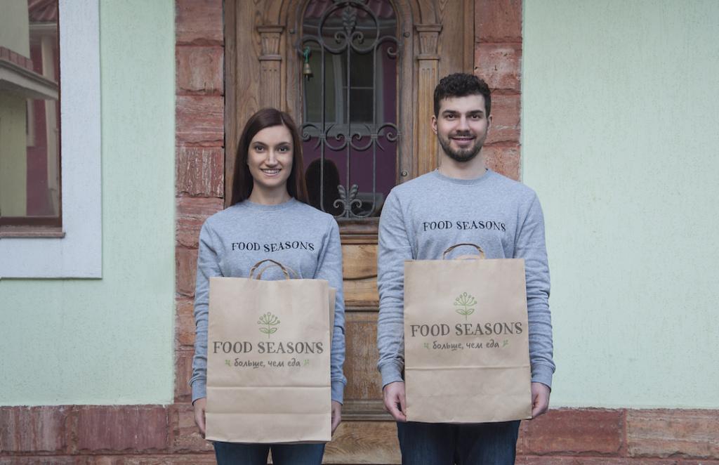 Food Seasons: Как сервис доставки продуктов может упростить и сделать жизнь разнообразнее
