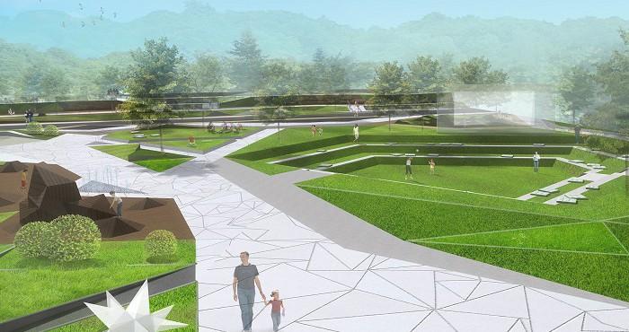 зеленый амфитеатр