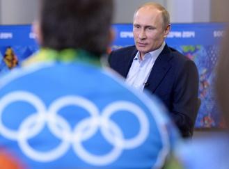 Владимир Путин Сочи