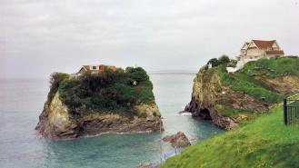 Дом в море