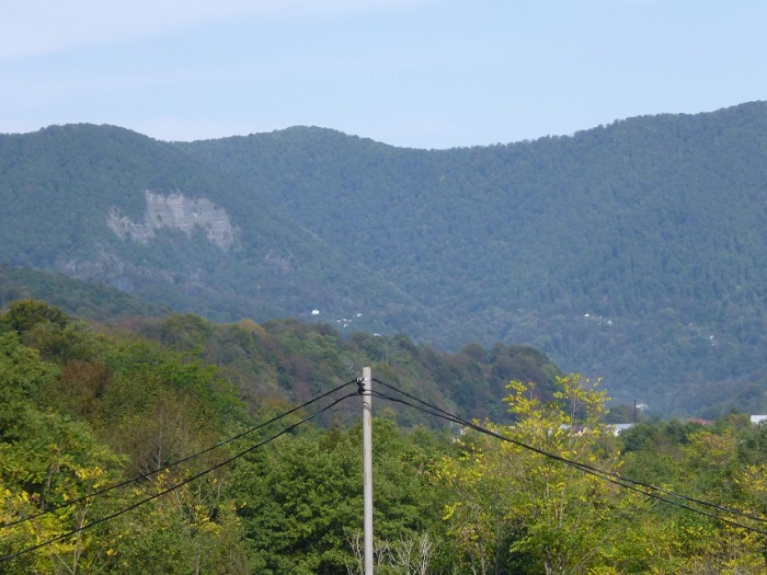 Гора Мосья