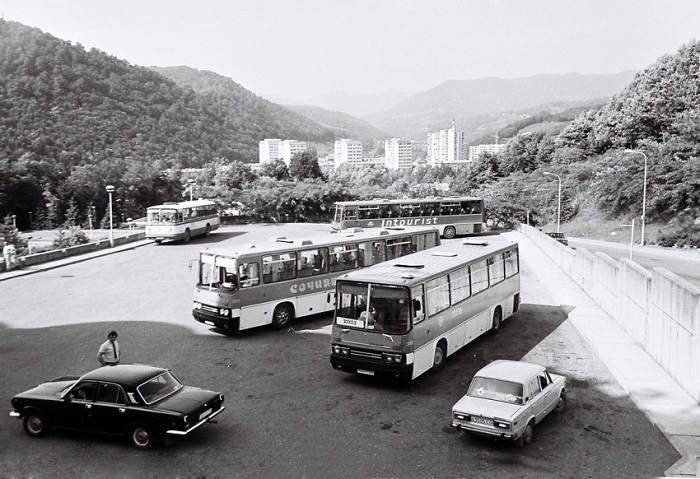 Автобус Сочи