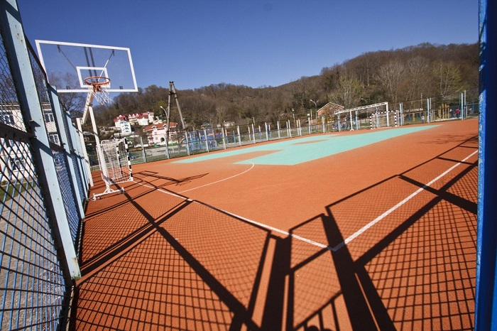 Баскетбол Сочи Апшеронская