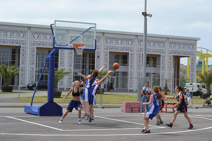 Баскетбол Сочи Олимпийский парк