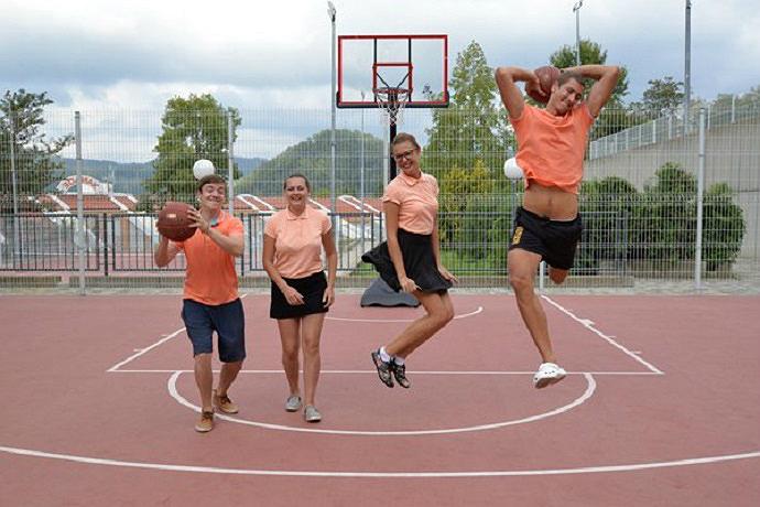 Баскетбол Сочи Дагомыс