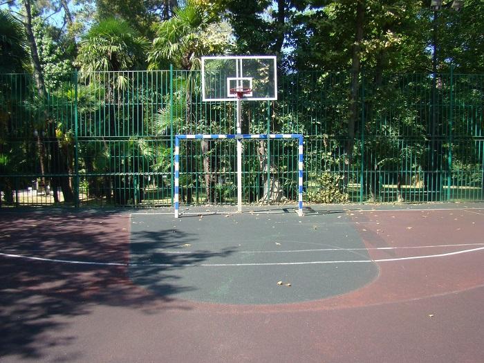 Баскетбол Сочи Дом пионеров