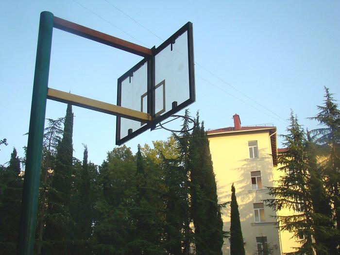 Баскетбол Сочи Виноградная