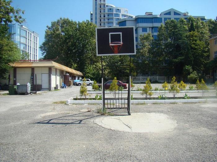 Баскетбол Сочи Соколова