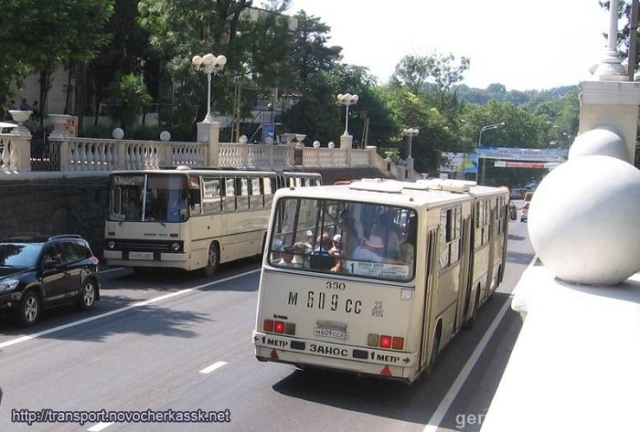 Транспорт Сочи