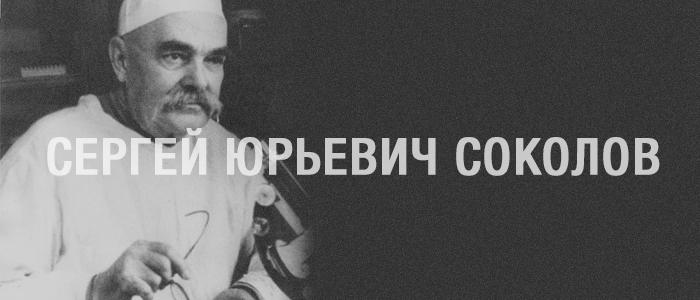 Сергей Юрьевич Соколов