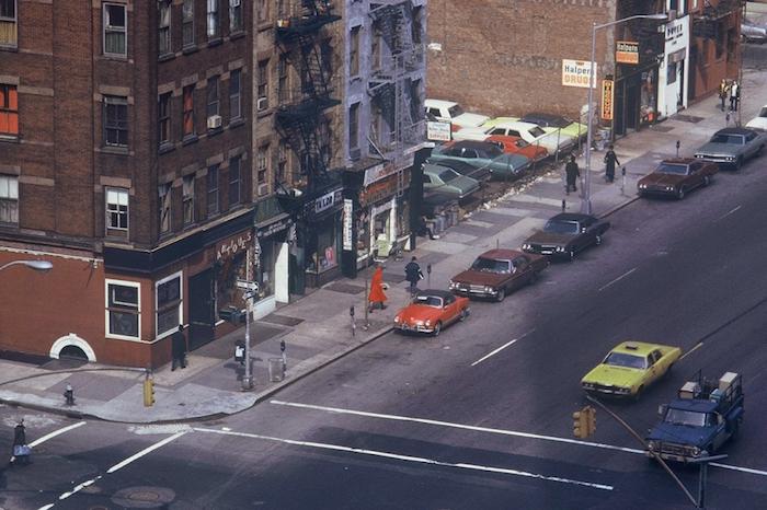 Нью-Йорк, 1972 - Фото Lew Kampel