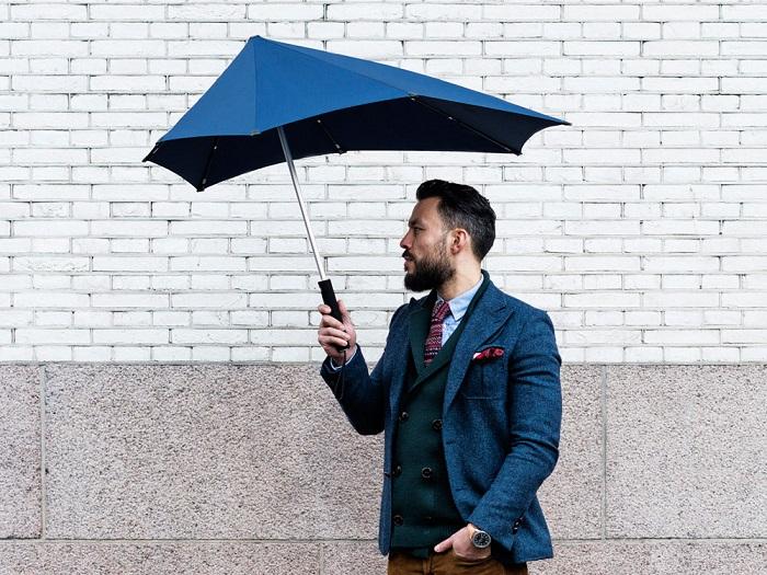 Антиштормовой зонт Senz
