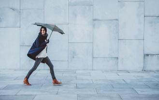 Необычный зонт Senz