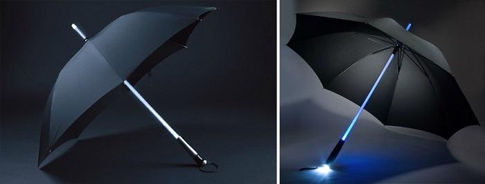 Зонт луч света