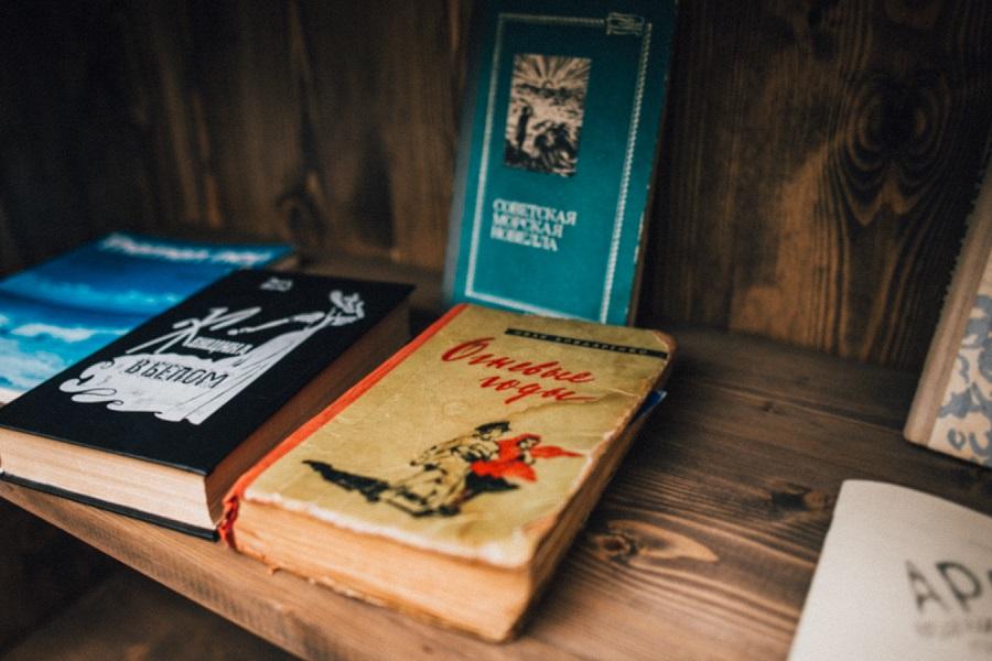 Читай Сочи Книжный шкаф Буккроссинг