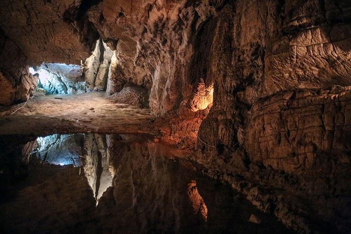 Воронцовские пещеры Эстрадный зал Сочи