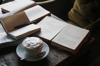 Книга кофе стиль