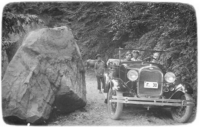 Поездка в Сочи 1930