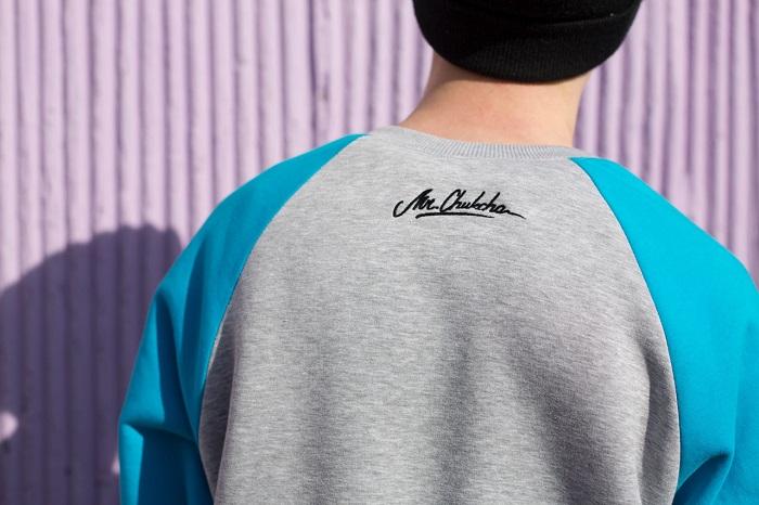 Чукча толстовки бренд одежды