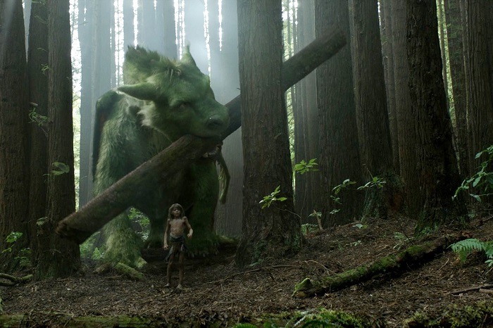 Пит и его дракон кадр из фильма