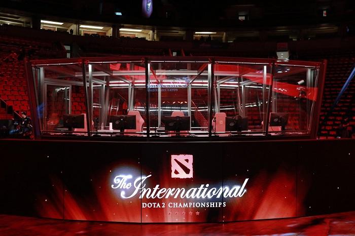 The International 6