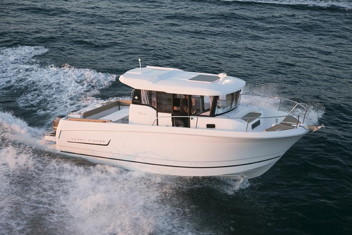 Jeanneau Merry Fisher 855 Marlin