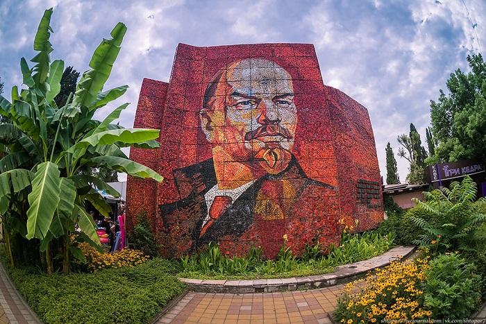 Стела Ленин Сочи