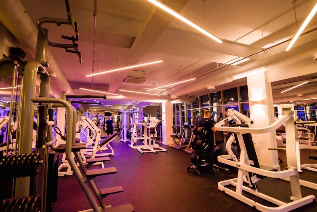 Новое место: Wellness Club «The Residence»