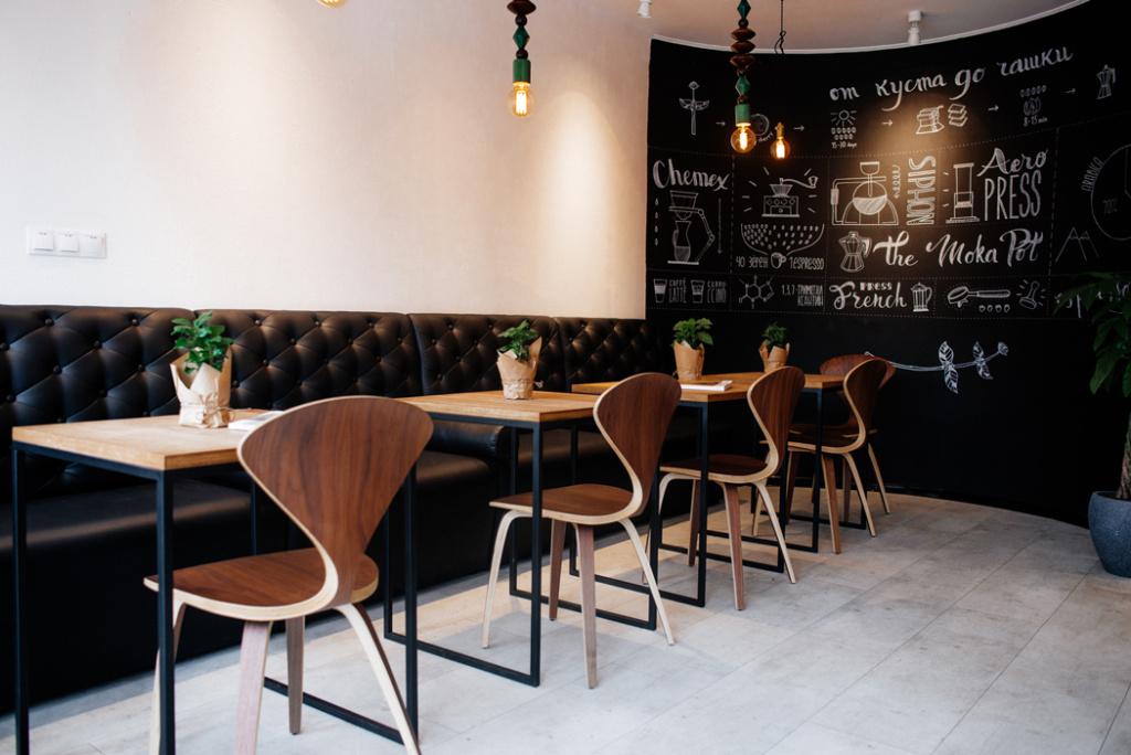 Новое место: Кофейня «Кофейник»