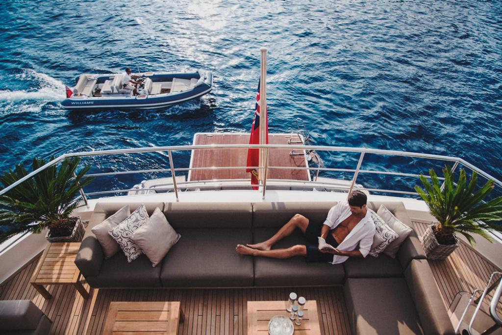 Чем заняться на яхте?