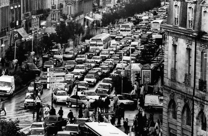 Бордо, 1950-е : фото Vostock-Photo