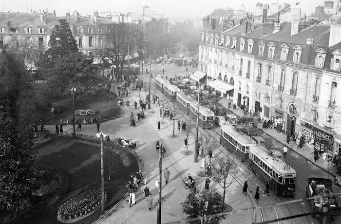 Бордо, 1950-e : фото Vostock — Photo