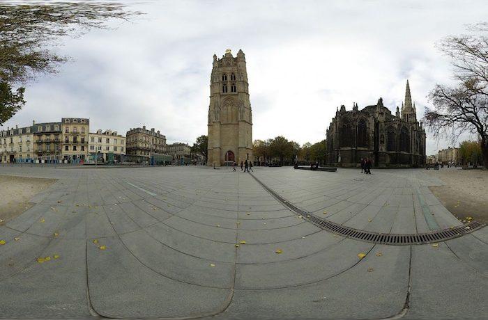 Собор на площади Пей-Берлан : фото- Wikipedia.org