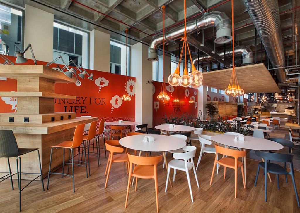 Эволюция общепита: 5 столовых в Сочи, где обедать приятно
