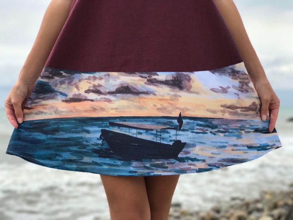 Alison: Одежда и аксессуары из Сочи со snap-принтами