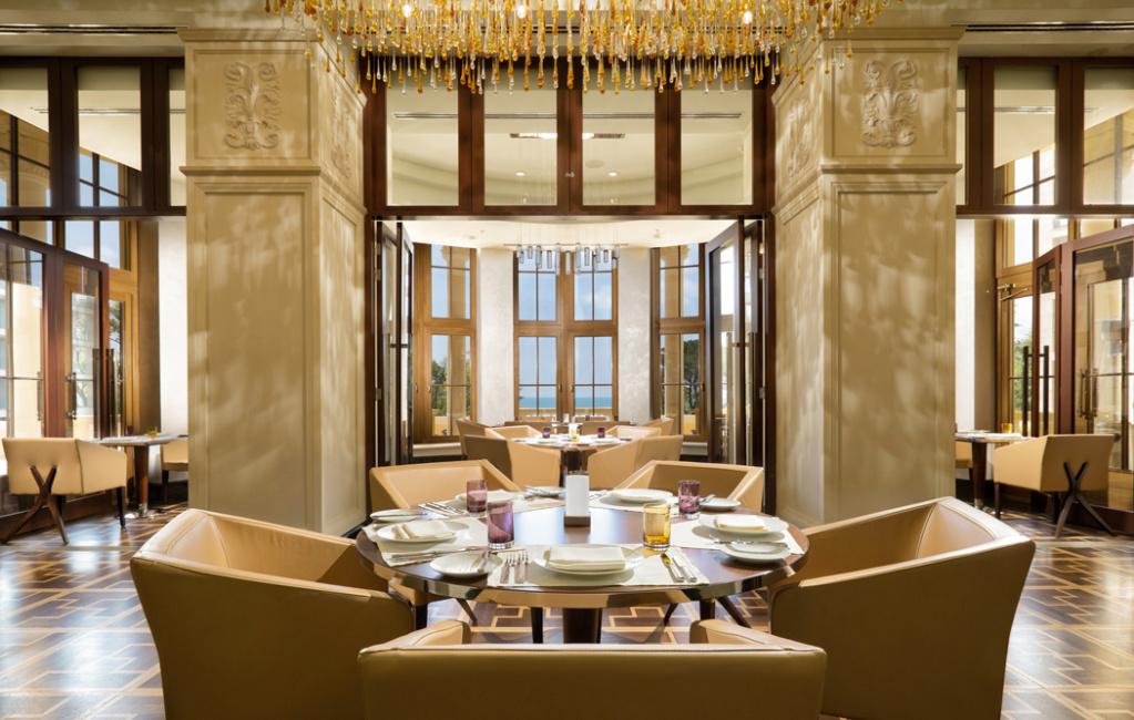 Гид по ресторанам при отелях в Сочи
