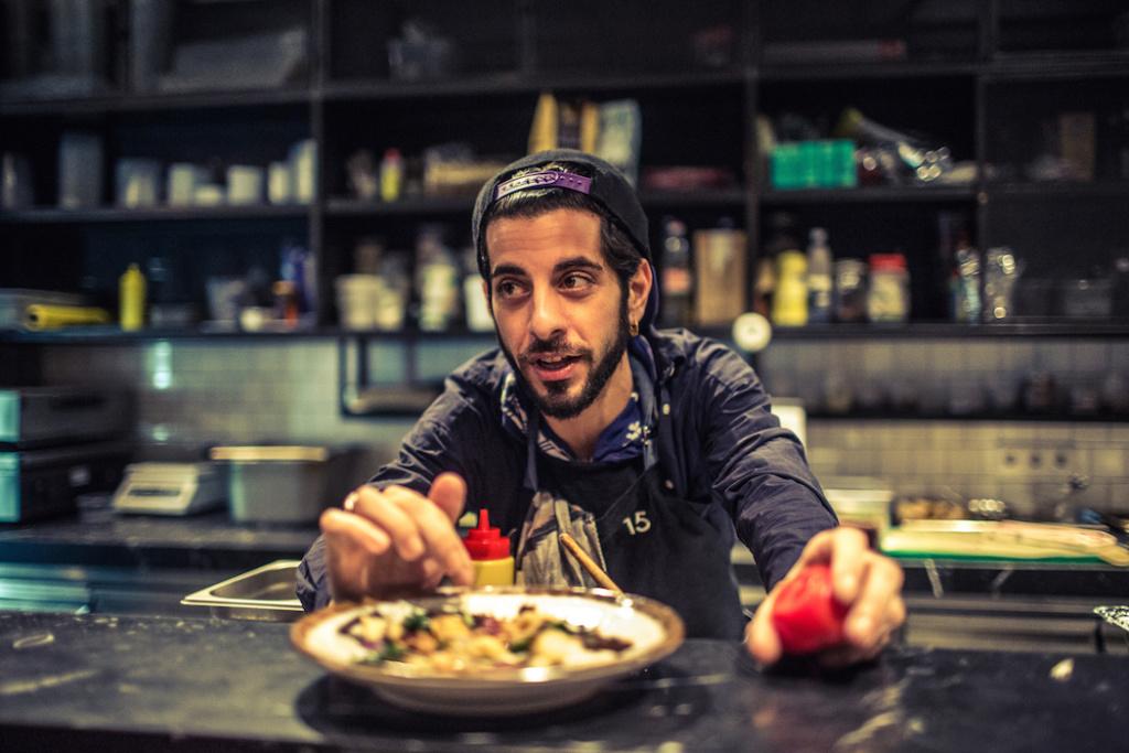 «Обожаю селёдку»: Гоме Галили — об apres-ski, Сочи и органической кухне