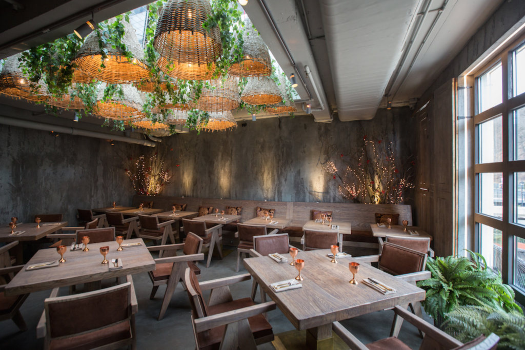 Новое место: Мясной ресторан «Огонёк»