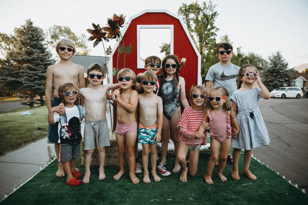 Что делать с детьми в августе