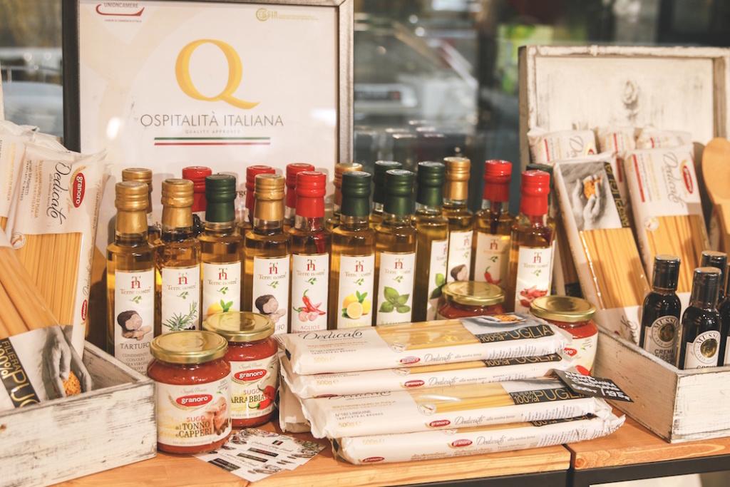 Новое место: Первая итальянская кулинария