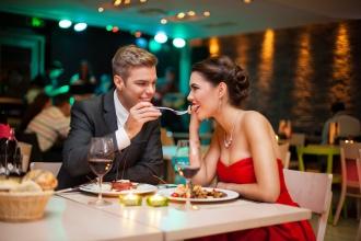 Романтический ужин 8 марта