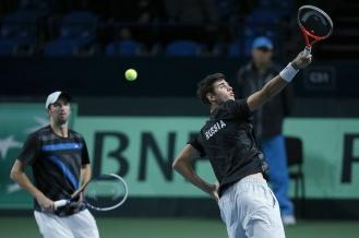 Теннис Россия