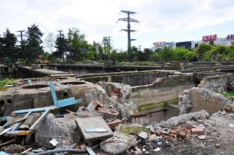 Навагинские очистные сооружения Сочи