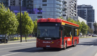 Экоавтобус SkyBus