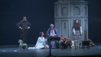 Спектакль Горе от ума театр