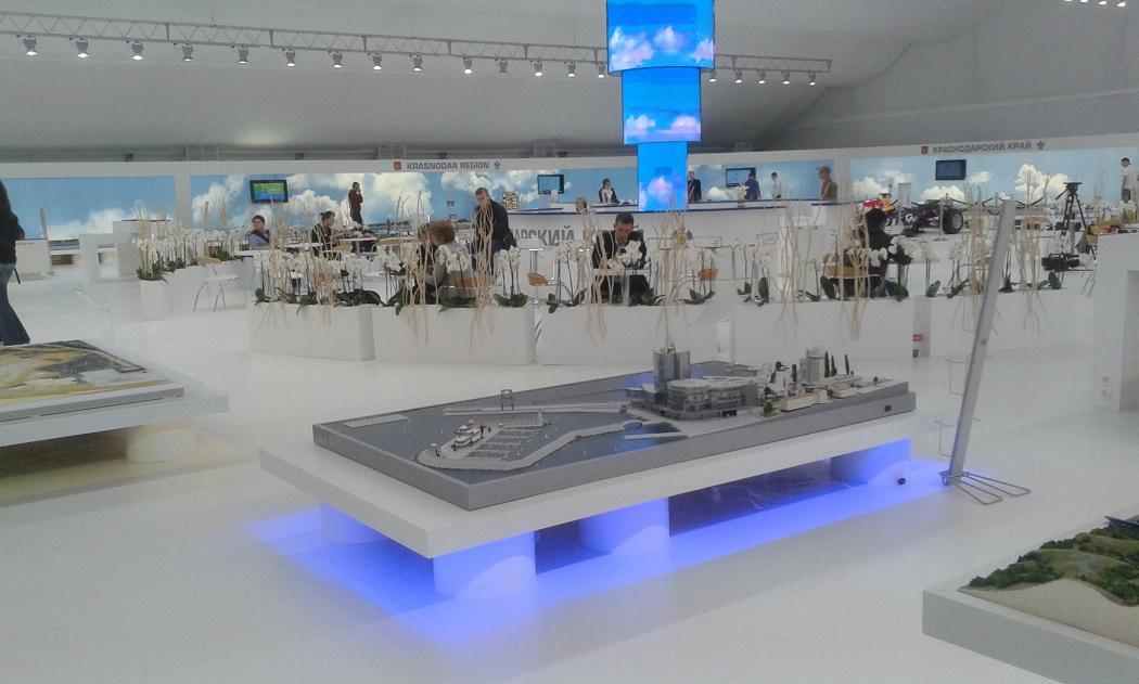 Международный инвестиционный форум Сочи