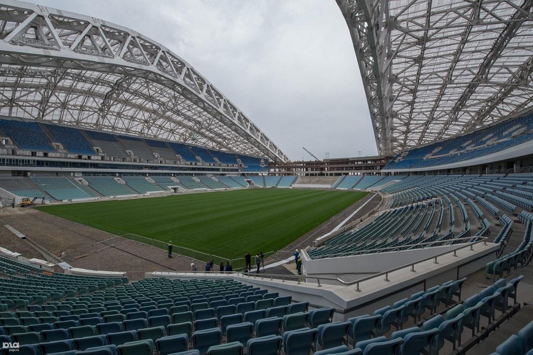 Стадион Фишт Сочи